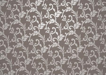 drapery: Natural wallpaper Stock Photo