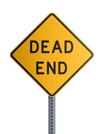 roadsigns: Dead end board