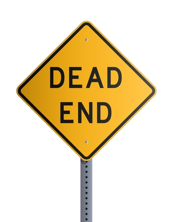 the end: Dead end Bord