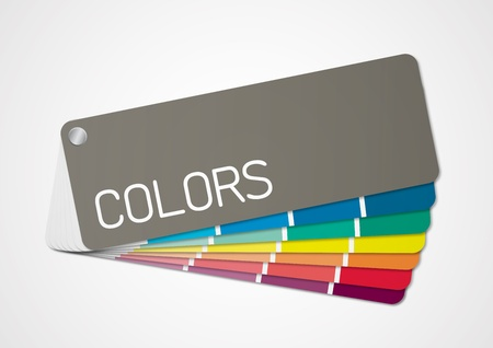color chart: Color chart 2