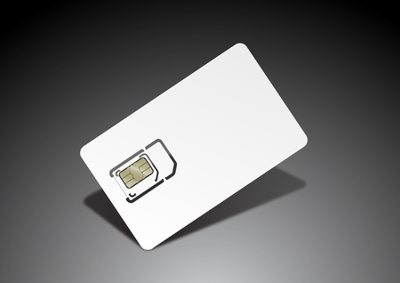 sim: SIM Card 2 Illustration