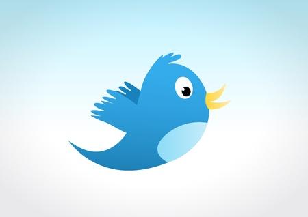tweet: Blue Bird
