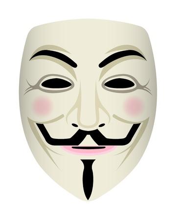 Anonymous Gesicht