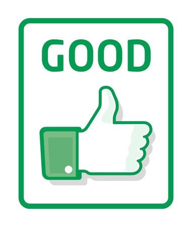 Thumb good