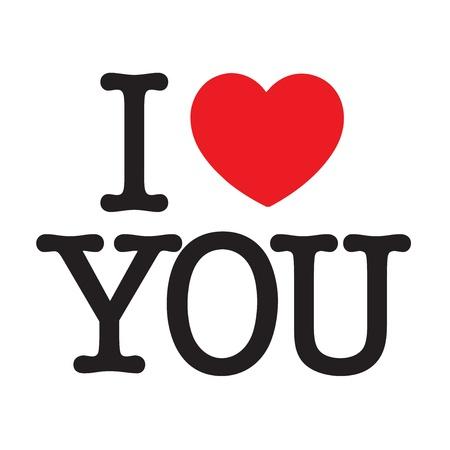 liebe: Ich liebe dich