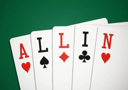 bluff: Tutte le carte in