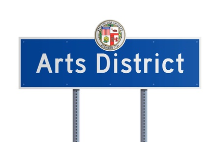 Arts District Stock Vector - 13276612