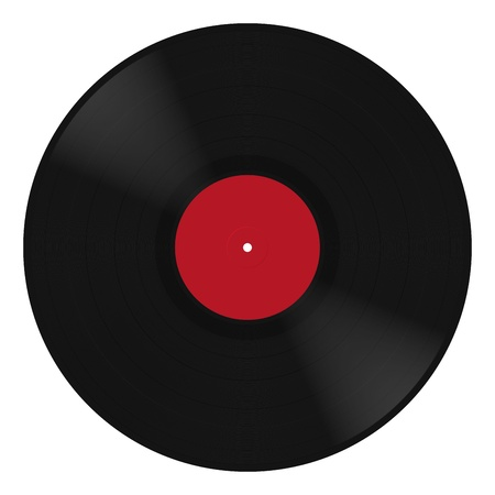 Vinyl record Stock Vector - 16562969
