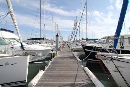 mooring: Mooring pontoon