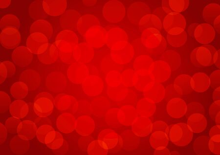 new year s: Background of red blurred lights