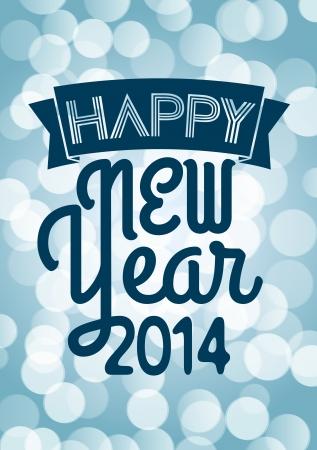 nouvel an: Bonne Ann�e 2014
