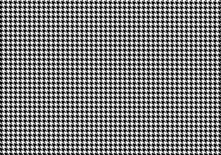 pied: Houndstooth Illustration