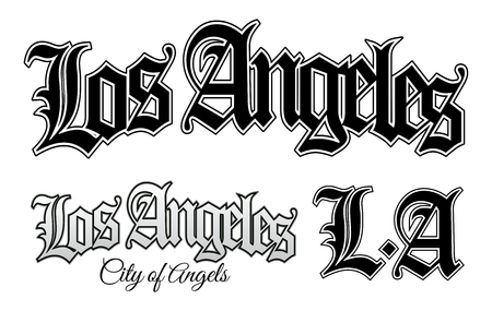 gangsta: Los Angeles