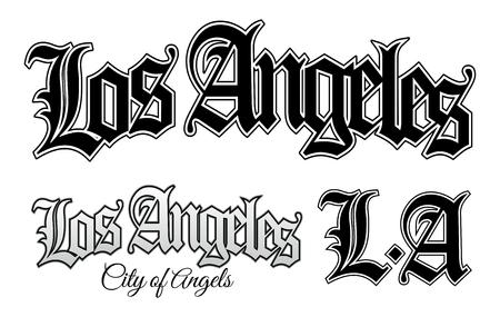 los angeles: Los Angeles