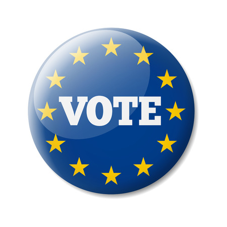 voters: Badge vote Europe