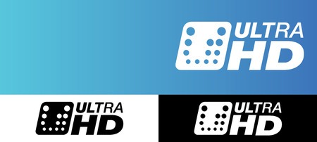 ultra: Ultra HD Label