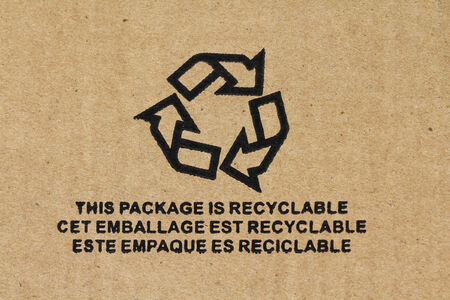 reciclable: Símbolo - Envases reciclables