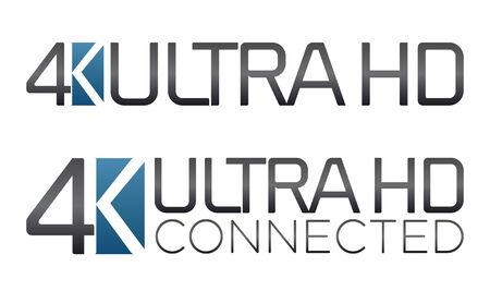 ultra: American 4K Ultra HD Label Illustration