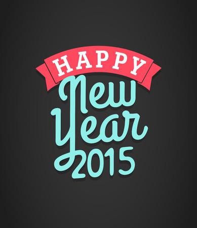 幸せな新しい年 2015 年 写真素材 - 34211678
