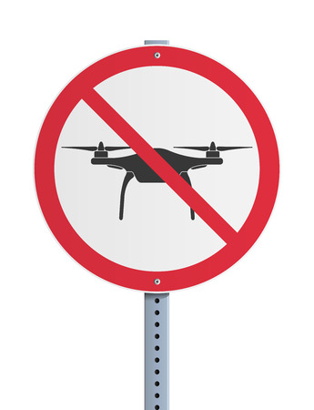 zones: Drone prohibited