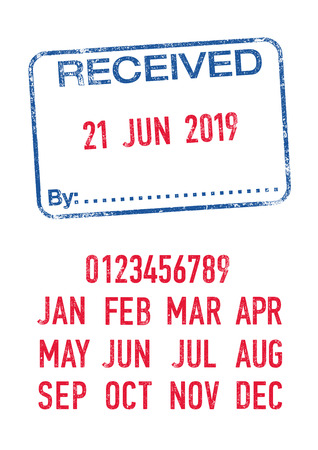 received: Received stamp