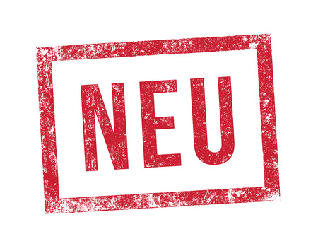 Stamp neu Stock Vector - 41701284