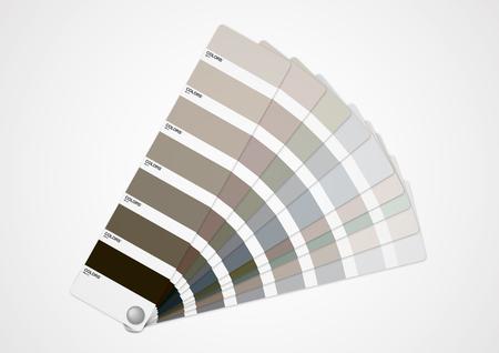 tone: Gray tone Illustration