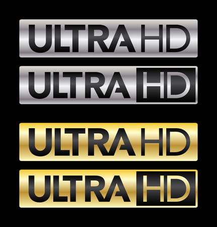 ultra: Ultra HD Illustration