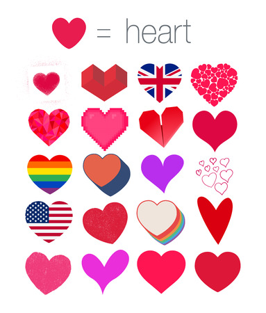 affections: Hearts