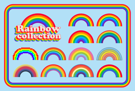 phenomenon: Rainbow collection