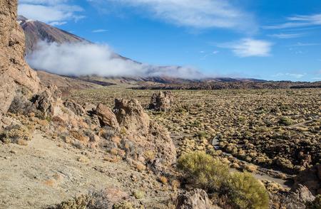 reserve: Los Roques de García (Tenerife - Spain)