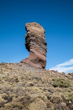 Roque Cinchado (Tenerife - Spain)