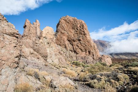 Los Roques de Garc�a (Tenerife - Spain)