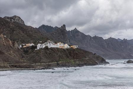 Village of Taganana (Tenerife, Espagne)