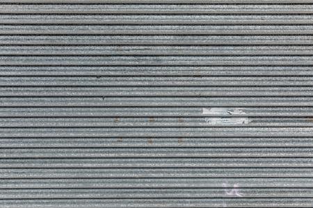 iron curtains: Metallic roller shutter texture