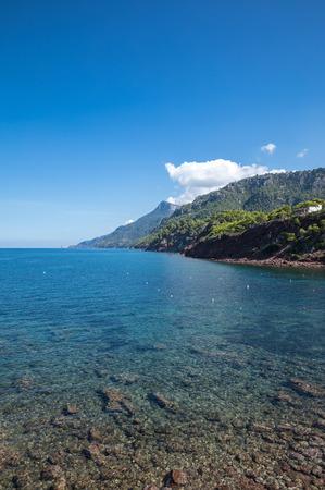 Port des Canonge in Majorca (Balearic Islands, Spain) Reklamní fotografie