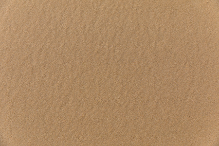 Sand texture in top view