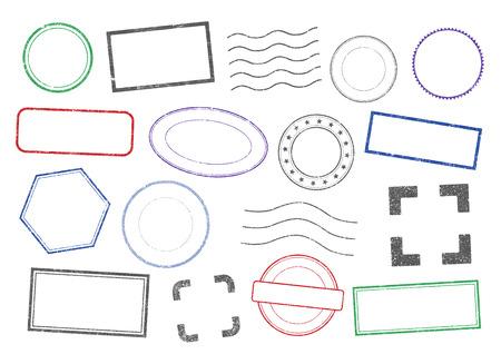 Cadres de timbres vectoriels 2