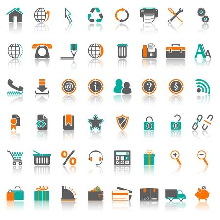Icons Series 1, Set 1