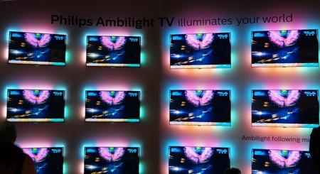 philips: IFA 2015 Berlin, Germany - Philips Ambilight TVs