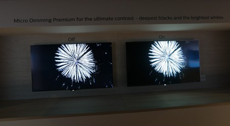 dimming: IFA 2015 Berlin, Germany - TV Editorial