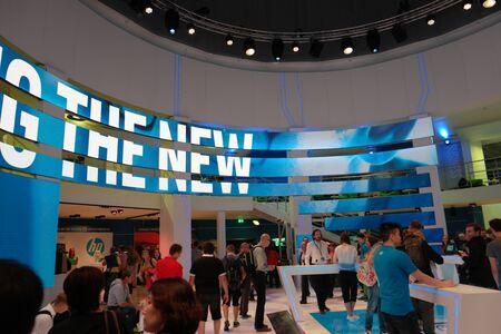 intel: IFA 2015 Berlin, Germany - Intel