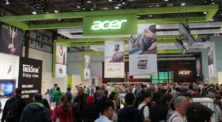 acer: IFA 2015 Berlin, Germany - Acer Editorial