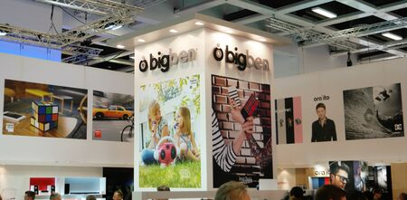 bigben: IFA 2015 Berlin, Germany - bigben