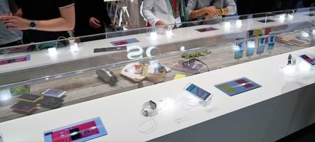 sony: IFA 2015 Berlin, Germany - Sony Xperia stand
