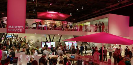 philips: IFA 2015 Berlin, Germany - Telekom hall