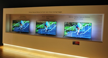 hz: IFA 2015 Berlin, Germany - Philips TV