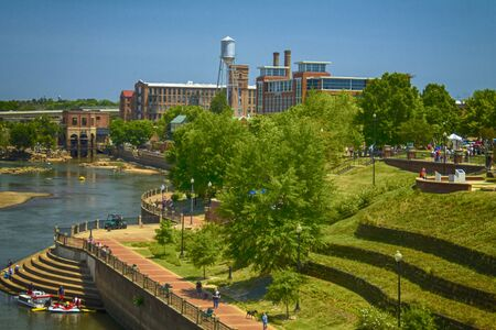 The Columbus River Front Editorial