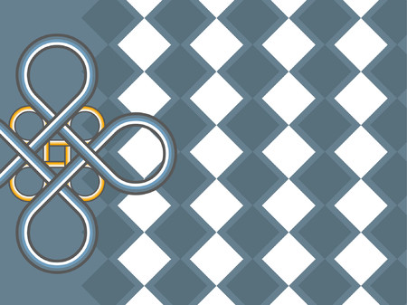A vector design for a background or wallpaper. Stock Vector - 773429