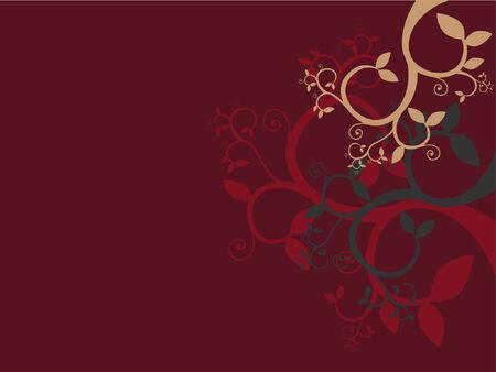 A vector design for a background or wallpaper. Stock Vector - 777043